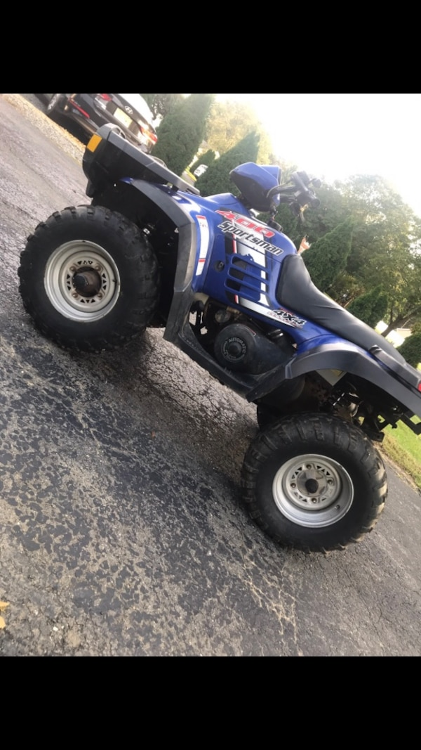 2004 Polaris sportsman 400 4x4
