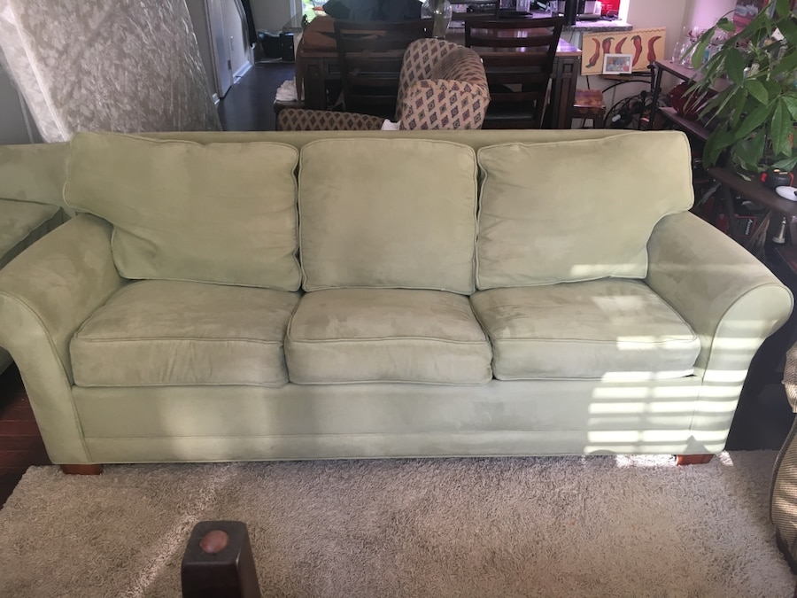 Couch and Loveseat - NC