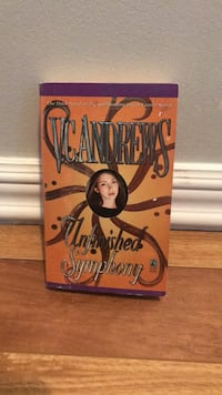 Unfinished Symphony By V.C Andrews Saanich