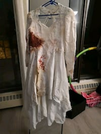Was a wedding dress..now more of a horror thing Edmonton, T5T 3S9