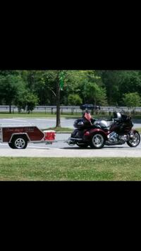 06 GOLD WING TRIKE WITH TRAILER  Winder, 30680