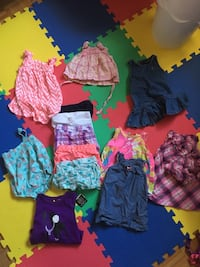 6-9 months clean summer clothes  Riverview, E1B 4C6