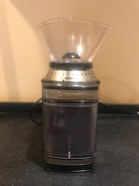 Cuisinart Coffe Grinder Grind Automatic Washington, 20011