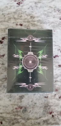 Brand new playing cards Sterling