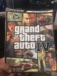 GTA 4 Guide book Middletown, 10940