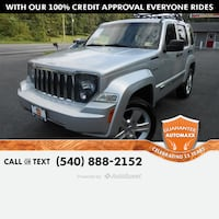 2012 Jeep Liberty Limited Jet Stafford, 22554