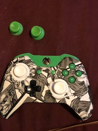 Scuf controller fully decked out no vibration  Glen Burnie
