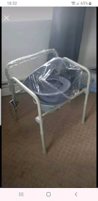 3 in 1 commode NWT never used