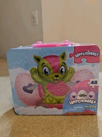 New Hatchimals Puzzle In A Metal Carrier Frederick, 21702