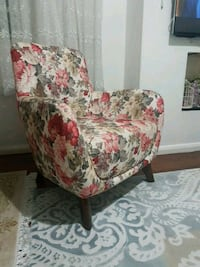 Floral arm chair from Enza dogtas Greater London, EN1 3AA