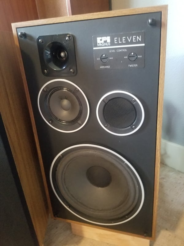 EPI Epicure Stereo Speakers 0