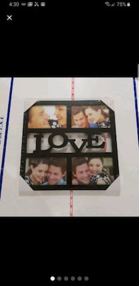 New Family picture frame original packaging Owings Mills, 21117