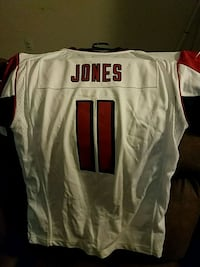 Falcons jersey #11 Jones  Horizon City, 79928