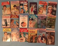 Harlequin Romance and Woman's Weekly Library books, Vintage. Bradford West Gwillimbury, L3Z 0R8
