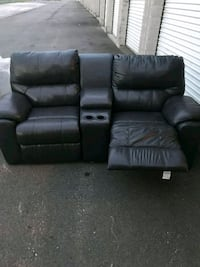 2-Seat Reclining Home Theater Sofa Montreal, H8N
