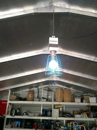 Shop lights (2) for 100 (1) for 75 Cocoa, 32926