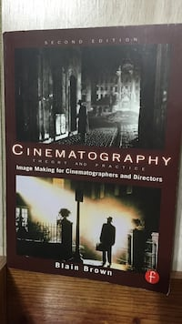 cinematography theory and practice by blain brown Opelousas, 70577