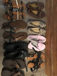 women's assorted pairs of shoes Houma, 70360