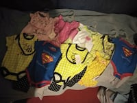 New baby boy n babygirl outfits.   Weslaco, 78596