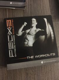 P90X3 DVDs and Workout Bands Bryan, 77801