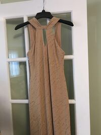 New price !!Gold Evening Dress Laval, H7G 0B9
