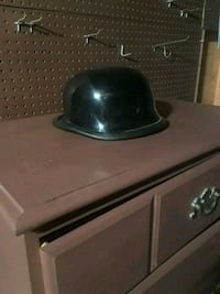 XL German style motorcycle helmet Laureldale, 19605