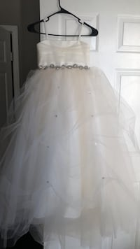 Little/ Flower girl dress Severn