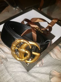 gucci serpent buckle size 34 and 38