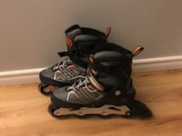 Roller blades size 10 VANCOUVER