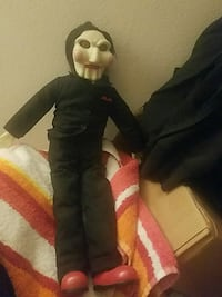 Billy the Puppet Doll 2242 mi