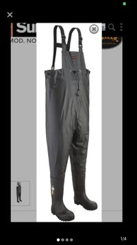 Chest Waders North Vancouver, V7L 1T8