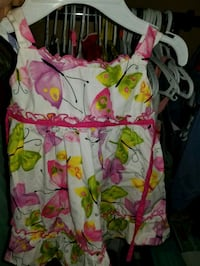 Baby girl 12m summer dress Edmonton, T5T 5Z2