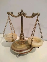 Lawyer's or libra marble decoration