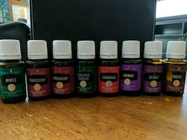 YOUNG LIVING SEALED ESSENTIAL OILS