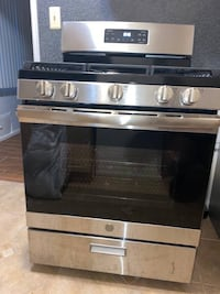 Stainless Steel Refrigerator & Stove *COMBO #GreatDeals starting@ $700