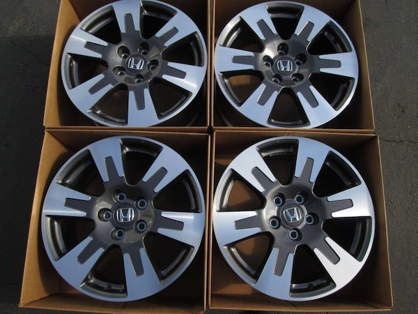 Honda Factory Rims >> 18 Honda Ridgeline Factory Wheels Rims New