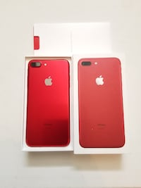 *Like New* Apple iPhone 7 Plus (A1661) 256GB RED - Rockledge