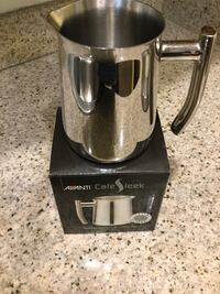 Stainless Steel Milk Jug Cypress, 90630