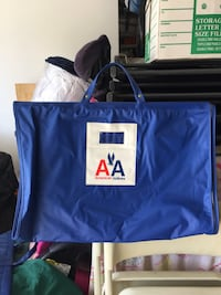 Vintage AA garment bag Elk Grove, 95624