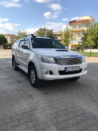 Toyota - Hilux - 2012 4x2 null