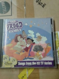The proud family cd Pawtucket, 02860