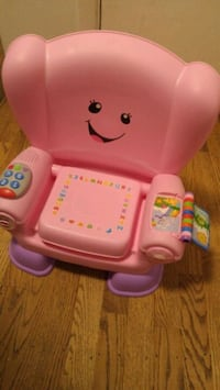 Pink toddler chair Temple Hills, 20748