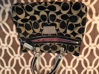 Coach monogrammed tote Charlotte, 28214