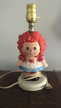 girl table lamp base Kingston, K7K 2N4