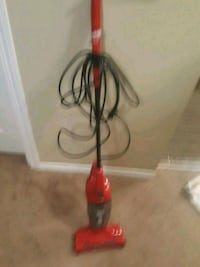red and black upright vacuum cleaner Calgary, T3J 5J2