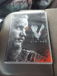 Vikings DVD case