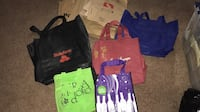 BAGS-grocery and wine bags. San Jose, 95136