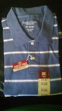 Men's Faded Glory Polo Shirt Centreville, 20120
