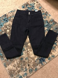 New high waisted skinny jeans size 7 Mount Healthy, 45231