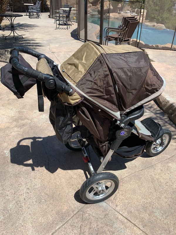City Mini Jogger Single Stroller Jogging Stroller